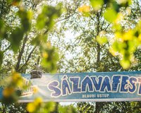 Sázavafest 2018 - Pátek